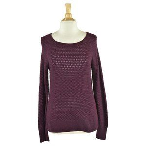 American Eagle Outfitters Pullovers LG Purple